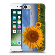 Official Darren White Wild Flower Plants And Blooms Sunny Side Up Hard Back Case For Apple Iphone 7