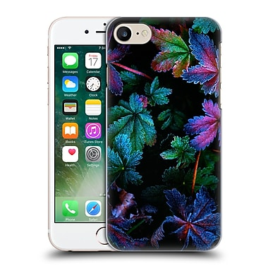 Official Darren White Wild Flower Plants And Blooms Frosty Fall Hard Back Case For Apple Iphone 7