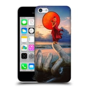 Official Daniel Conway Red Umbrella Stone Hand Hard Back Case For Apple Iphone 5C