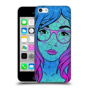 Official Daniel Conway Flower Pop Blossum Hard Back Case For Apple Iphone 5C