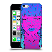 Official Daniel Conway Flower Pop Daisy Hard Back Case For Apple Iphone 5C