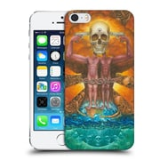 Official Rusty Sherrill Artworks Hate Hard Back Case For Apple Iphone 5 / 5S / Se