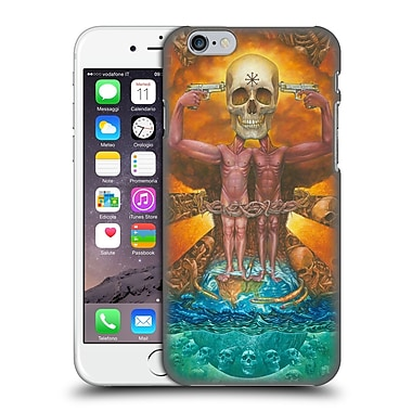 Official Rusty Sherrill Artworks Hate Hard Back Case For Apple Iphone 6 / 6S