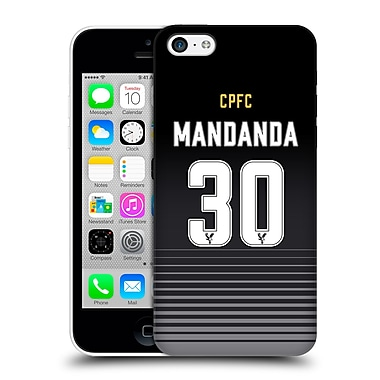 Official Crystal Palace Fc 2016/17 Players Home Kit Steve Mandanda Hard Back Case For Apple Iphone 5C