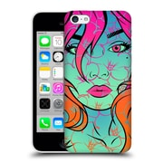 Official Daniel Conway Flower Pop Bloom Hard Back Case For Apple Iphone 5C