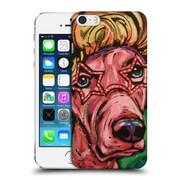 Official Rock Demarco Animals Elton Dawg Hard Back Case For Apple Iphone 5 / 5S / Se