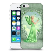 Official Rachel Anderson Birth Stone Fairies Peridot Hard Back Case For Apple Iphone 5 / 5S / Se