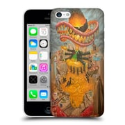 Official Rusty Sherrill Artworks Greed Hard Back Case For Apple Iphone 5C