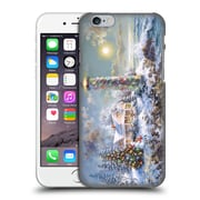 Official Christmas Mix Winter Wonderland Nicky Boehme Lighthouse Merriment Hard Back Case For Apple Iphone 6 / 6S