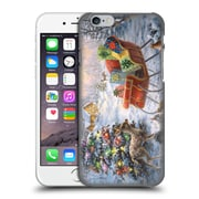 Official Christmas Mix Winter Wonderland Nicky Boehme Tis The Night Before Hard Back Case For Apple Iphone 6 / 6S