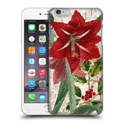 Official Christmas Mix Ornaments Colour Bakery In Paris Hard Back Case For Apple Iphone 6 Plus / 6S Plus
