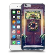 Official Christmas Mix Ornaments Lantern Press Hard Back Case For Apple Iphone 6 Plus / 6S Plus