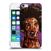 Official Rock Demarco Animals Jimi Houndtrix Hard Back Case For Apple Iphone 5 / 5S / Se