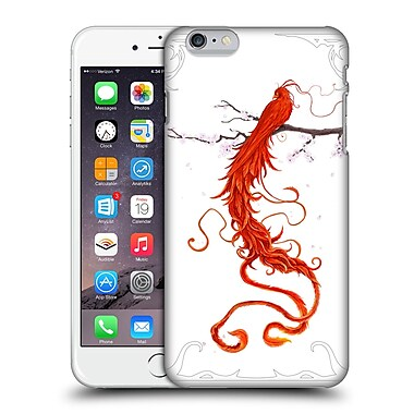 Official Christos Karapanos Phoenix 2 Bird Hard Back Case For Apple Iphone 6 Plus / 6S Plus