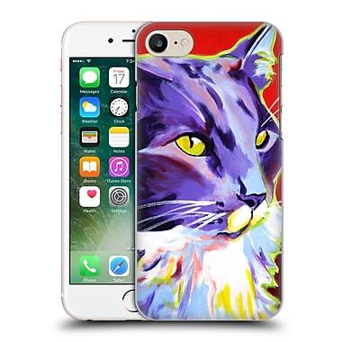 Official Dawgart Cats Kelsier Hard Back Case For Apple Iphone 7