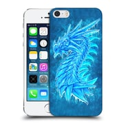 Official Christos Karapanos Dragons Iced Hard Back Case For Apple Iphone 5 / 5S / Se