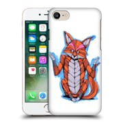 Official Ric Stultz Robotic Animals Indifferent Fox Hard Back Case For Apple Iphone 7