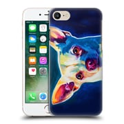 Official Dawgart Dogs Chihuahua Coco Hard Back Case For Apple Iphone 7