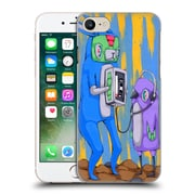 Official Ric Stultz Robotic Animals Happy To Share Hard Back Case For Apple Iphone 7
