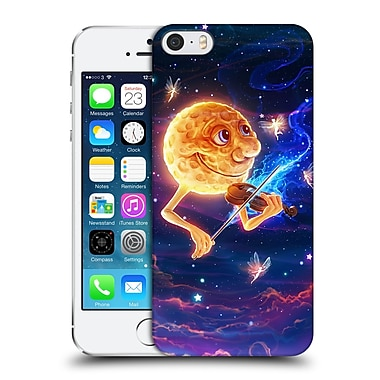Official Christos Karapanos Dreamy Dancing By The Moon Hard Back Case For Apple Iphone 5 / 5S / Se