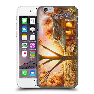 Official Chuck Black Cabin Fall Memories Hard Back Case For Apple Iphone 6 / 6S