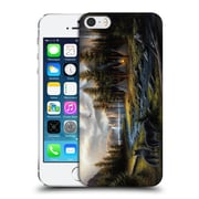 Official Chuck Black Landscape Wild America Hard Back Case For Apple Iphone 5 / 5S / Se