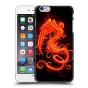 Official Christos Karapanos Phoenix On Fire Hard Back Case For Apple Iphone 6 Plus / 6S Plus