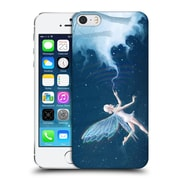Official Christos Karapanos Fantasy Creatures Faerie Of Winter Hard Back Case For Apple Iphone 5 / 5S / Se