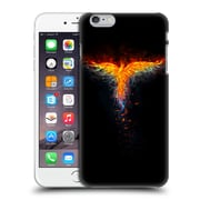 Official Christos Karapanos Phoenix 2 Bird 3 Hard Back Case For Apple Iphone 6 Plus / 6S Plus