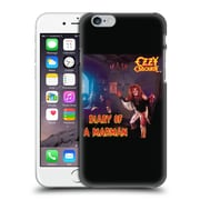 Official Ozzy Osbourne Album Cover Art Diary Of A Madman Hard Back Case For Apple Iphone 6 / 6S