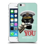Official Pets Rock Iconic Kitchener Hard Back Case For Apple Iphone 5 / 5S / Se
