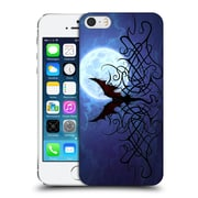 Official Christos Karapanos Horror Secrets Of The Moon Hard Back Case For Apple Iphone 5 / 5S / Se
