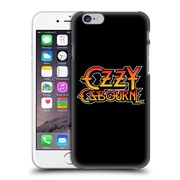 Official Ozzy Osbourne Key Art Logo Hard Back Case For Apple Iphone 6 / 6S