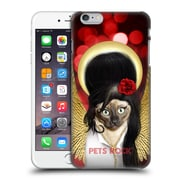 Official Pets Rock Christmas Xmas Tattoo Hard Back Case For Apple Iphone 6 Plus / 6S Plus