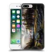 Official Chuck Black Landscape Wild America Hard Back Case For Apple Iphone 7 Plus