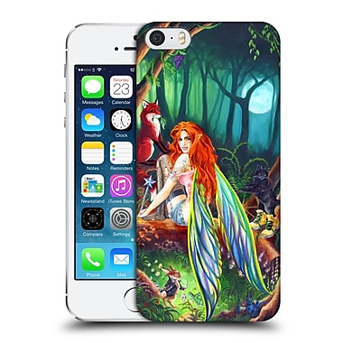 Official Ruth Thompson Fairies Puss N Boots Hard Back Case For Apple Iphone 5 / 5S / Se