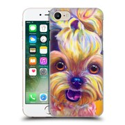 Official Dawgart Dogs Bloom Hard Back Case For Apple Iphone 7