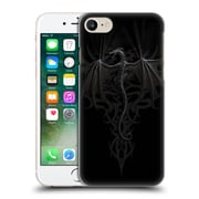 Official Christos Karapanos Dragons The Cure Hard Back Case For Apple Iphone 7