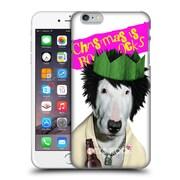 Official Pets Rock Christmas Xmas Punk Hard Back Case For Apple Iphone 6 Plus / 6S Plus