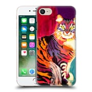 Official Dawgart Cats Guilley Cabil Hard Back Case For Apple Iphone 7