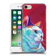 Official Dawgart Cats Pixie Girl Hard Back Case For Apple Iphone 7