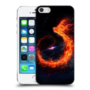 Official Christos Karapanos Phoenix Out Of Space Hard Back Case For Apple Iphone 5 / 5S / Se