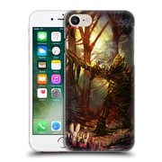 Official Joel Gratte Illustration Wooden Knight Hard Back Case For Apple Iphone 7