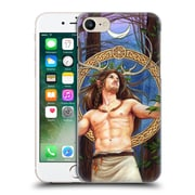 Official Jane Starr Weils Celtic God Cernunnos Hard Back Case For Apple Iphone 7