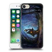 Official Joel Gratte Illustration House In The Woods Hard Back Case For Apple Iphone 7