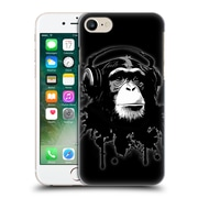 Official Nicklas Gustafsson Animals Black Monkey Business Hard Back Case For Apple Iphone 7