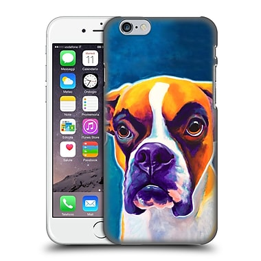 Official Dawgart Dogs Boxer Koda Hard Back Case For Apple Iphone 6 / 6S