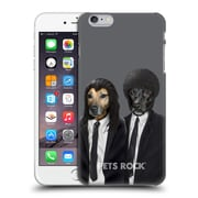 Official Pets Rock Celebrities 2 Hit Dogs Hard Back Case For Apple Iphone 6 Plus / 6S Plus