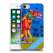 Official Ric Stultz Animals 2 Patient Predator Hard Back Case For Apple Iphone 7