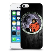 Official Nicklas Gustafsson Animals Space Monkeys Hard Back Case For Apple Iphone 5 / 5S / Se